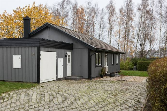 Bild: 4 rum villa på Åkertegsvägen 6, Kristianstads kommun Kiaby