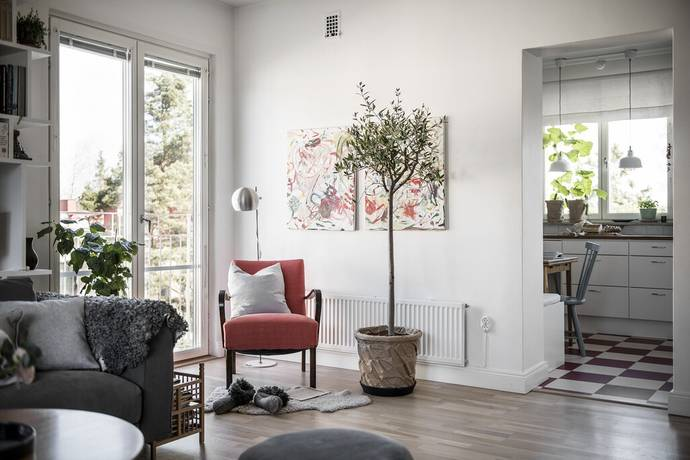 Bild: 5 rum bostadsrätt på Alingsåsvägen 38, 3tr, Stockholms kommun Hammarbyhöjden
