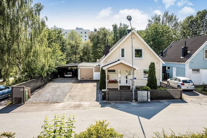Bild: 5 rum villa på Vedstigen 19, Botkyrka kommun Tumba