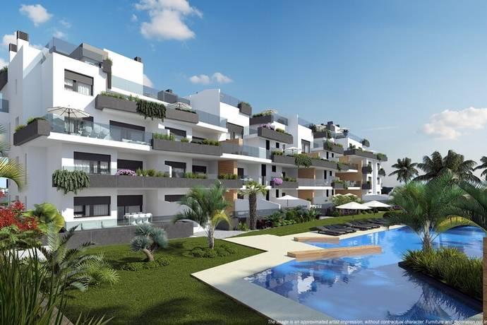 Bild: 3 rum villa på Lägenheter med väldig höga, Spanien Campoamor -  Orihuela Costa