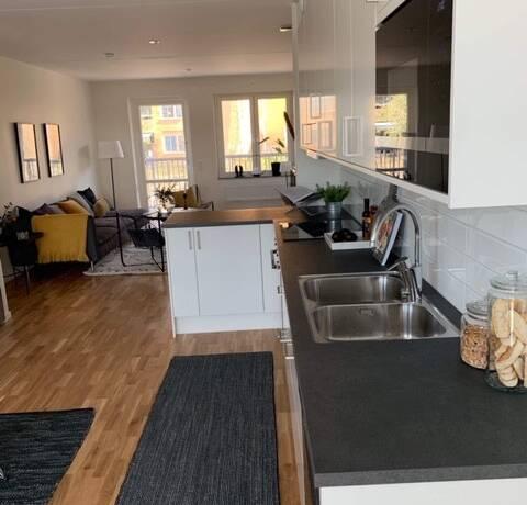 Bild: 3,5 rum bostadsrätt på Rissneleden 159, Sundbybergs kommun Sundbyberg