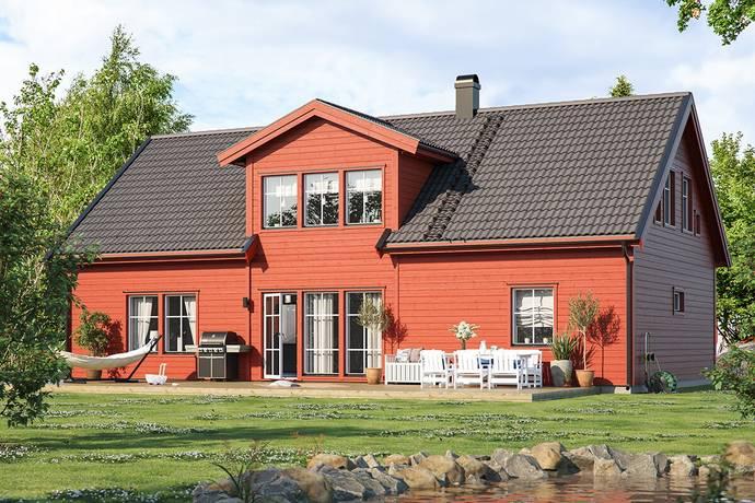 Bild: 8 rum villa på Movägen 23, Älvkarleby kommun Nybogård