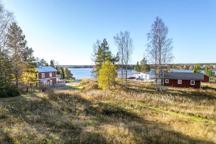 Bild: tomt på Djupvik, Söderhamns kommun