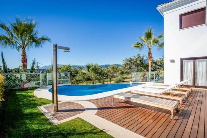Bild: 6 rum radhus på Villa till salu i Las Lomas del Marbella Club, Marbella Golden Mile, Spanien MARBELLA
