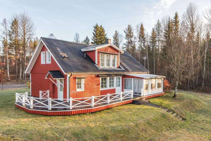 Bild: 6 rum villa på Bergsbackavägen 20, Skellefteå kommun Stämningsgården