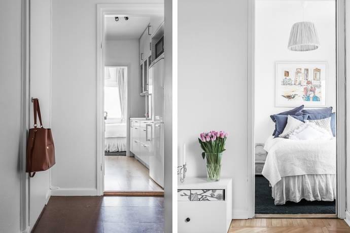Bild: 2 rum bostadsrätt på Smedsbacksgatan 11, 5tr, Stockholms kommun Gärdet