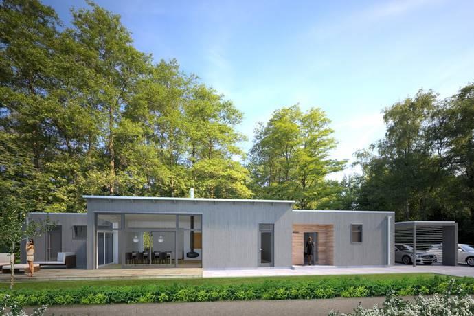 Bild: 5 rum villa på Gamla Kyrkstigen 7A, Kungsbacka kommun Särö