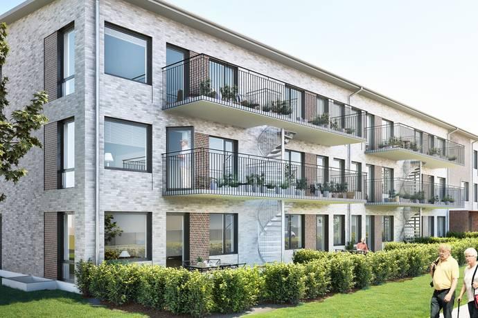 Bild: 3 rum bostadsrätt på Bovieran Teleborg - lgh nr 11.09, Växjö kommun