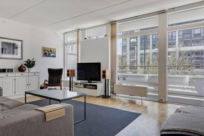 Bild: 3 rum bostadsrätt på Lugnets Allé 54, Stockholms kommun Hammarby Sjöstad