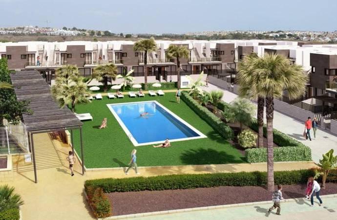 Bild: 4 rum villa på Modern förening nära till golfbanan., Spanien Villamartin - Costa Blanca