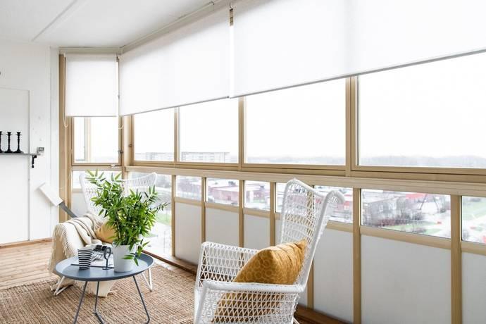 Bild: 3 rum bostadsrätt på Serenadgatan 63, Malmö kommun Högaholm