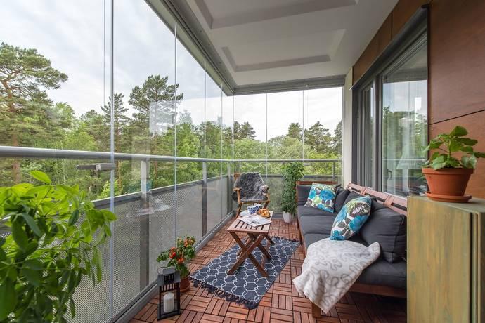 Bild: 3 rum bostadsrätt på Karen Blixens gata 13, Stockholms kommun Bromma Blackeberg