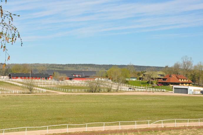 Bild: villa på Kolungens gård, Melleruds kommun