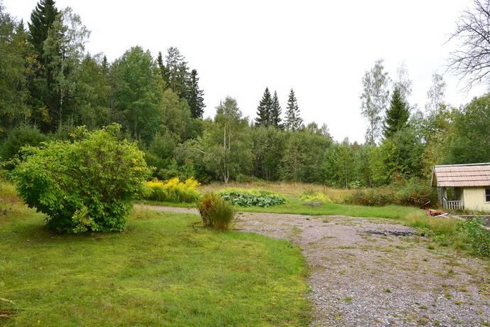 Bild: tomt på Tönnånger 220, Söderhamns kommun Holmsveden