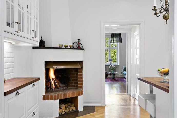 Bild: 3 rum bostadsrätt på Folkungagatan 82, Stockholms kommun Katarina