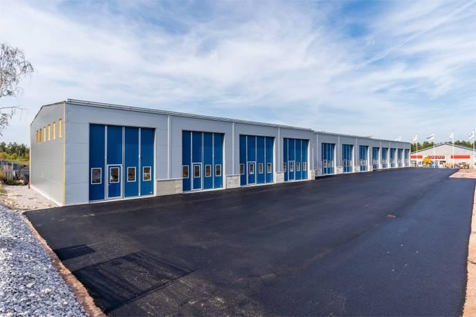 Bild från Krönsmon (vimmerby) - Krönsmon - Industriradhus