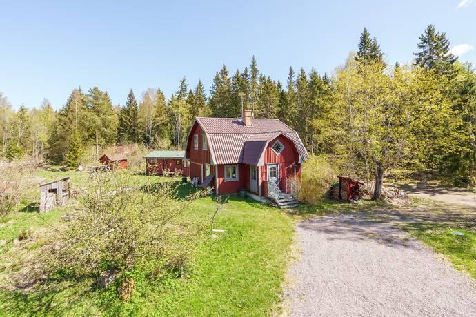 Bild: 5 rum villa på Slada 369, Tierps kommun