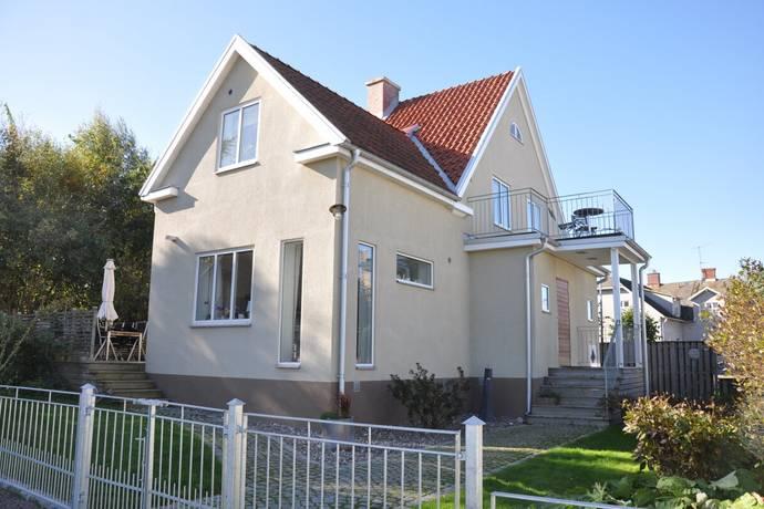 Bild: 5 rum villa på Kövlingevägen 16, Laholms kommun Vallberga