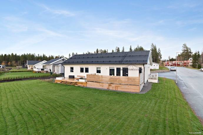 Bild: 5 rum villa på Forstmästarvägen 1, Östersunds kommun Torvalla