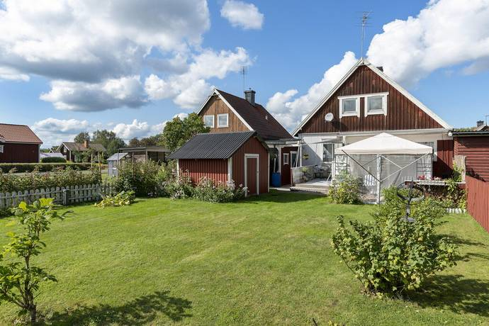 Bild: 4 rum radhus på Rönnvägen 3, Gagnefs kommun Mockfjärd