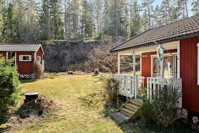 Bild: 4 rum fritidshus på Ortalavägen 395, Norrtälje kommun