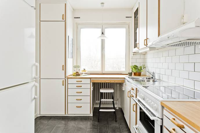 Bild: 3,5 rum bostadsrätt på Apelgatan 4, Uppsala kommun Salabacke