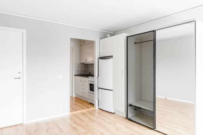 Bild: 1 rum bostadsrätt på Vaksalagatan 55, Uppsala kommun