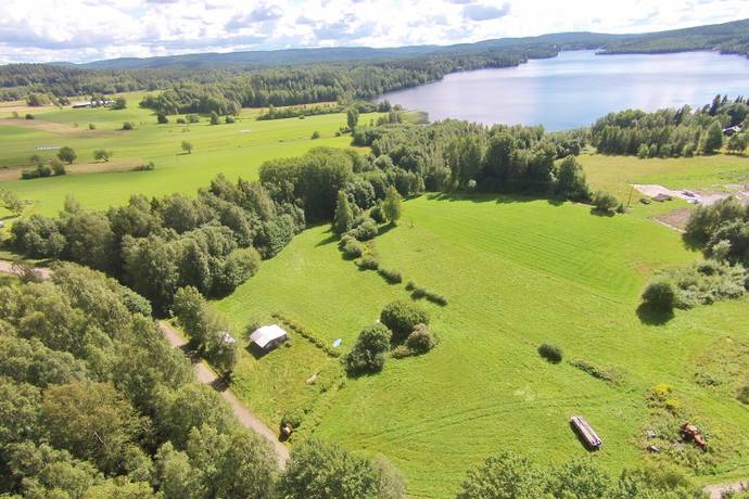 Bild: fritidshus på Backsjöbotten Hagen 2, Arvika kommun Gunnarskog