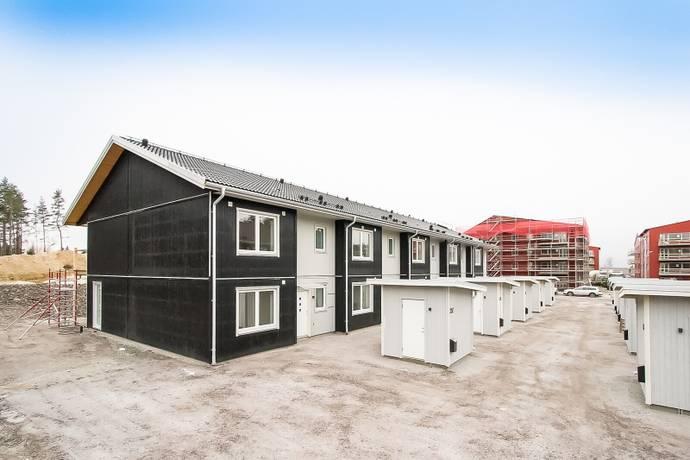 Bild: 5 rum radhus på Kornellvägen 25E, Örebro kommun Bettorp
