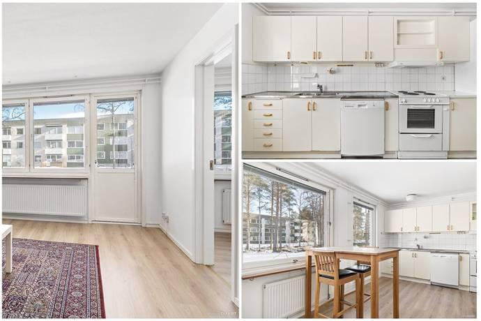 Bild: 1 rum bostadsrätt på Västra Ringvägen 136, Härnösands kommun Kullen