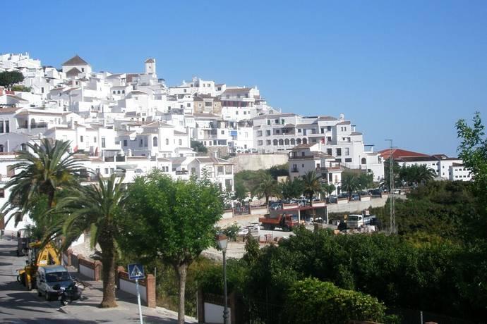 Bild: 4 rum bostadsrätt på Mysigt duplex i Frigiliana, Spanien Frigiliana