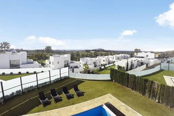 Bild: 5 rum villa på Modern villa i Atalaya Fairways - precis vid golfbanan!, Spanien Estepona - New Golden Mile