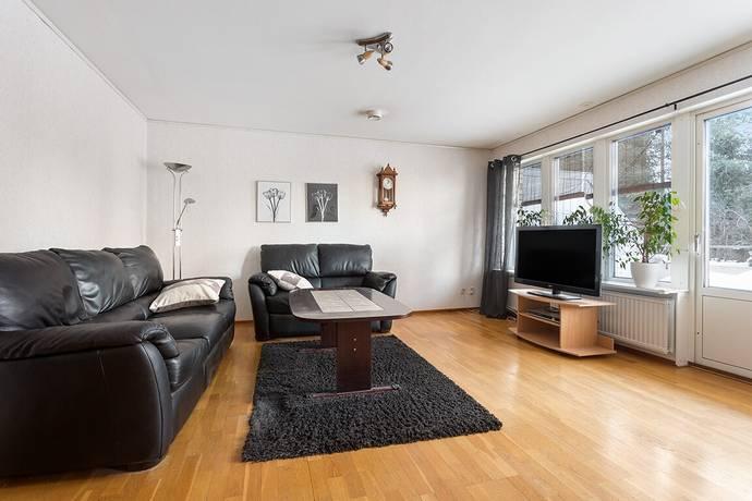 Bild: 2 rum bostadsrätt på Blidvägen 58, Luleå kommun Björkskatan