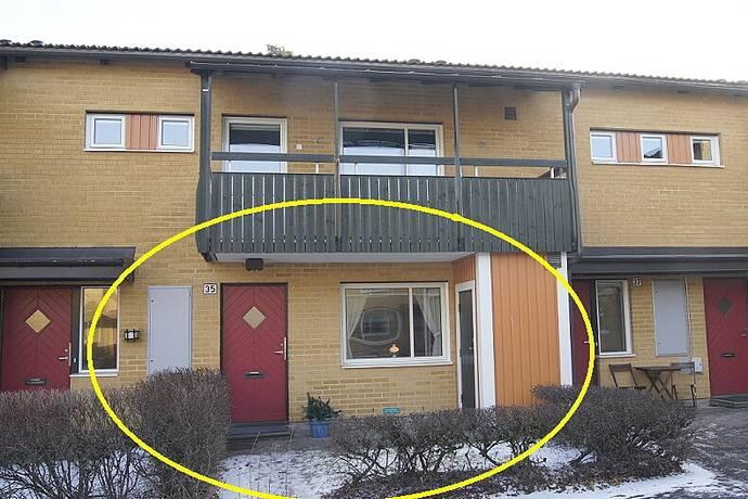 Bild: 2 rum bostadsrätt på Radhusvägen 35, Gislaveds kommun Gislaved, Lundåkra