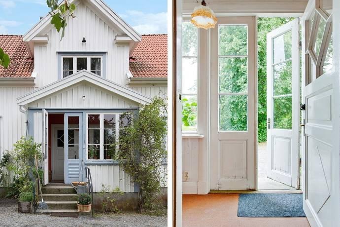 Bild: 7 rum villa på Ershultsvägen 10, Härryda kommun Hällingsjö