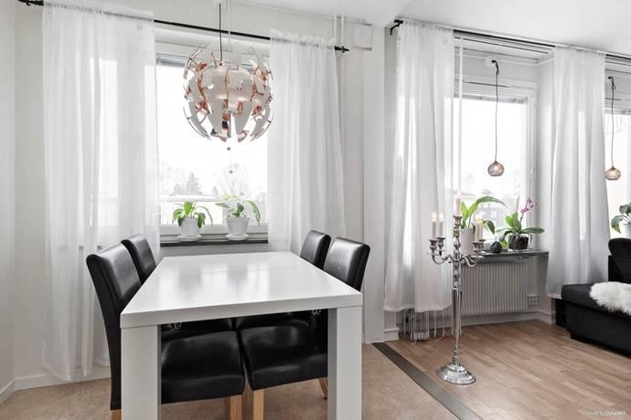 Bild: 3 rum bostadsrätt på Risslersgatan 21B, Östersunds kommun Hornsberg - Frösön