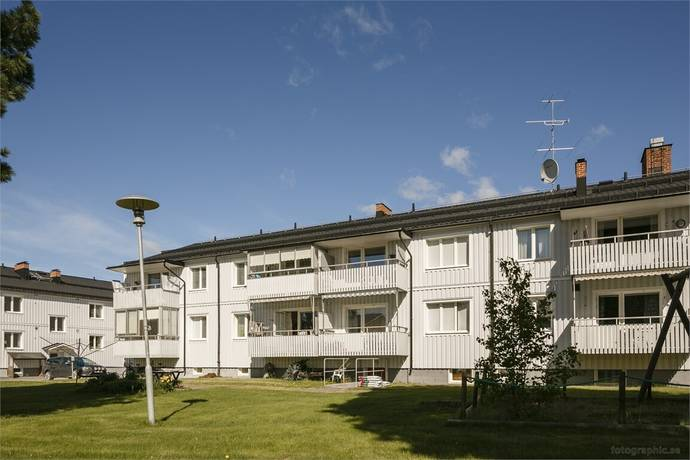 Bild: 3 rum bostadsrätt på Johannesgatan 1 D, Bodens kommun Centrala Boden