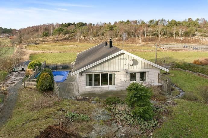 Bild: 5 rum villa på Grankullevägen 19, Kungsbacka kommun Onsala