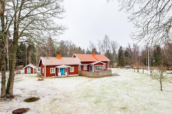 Bild: 7 rum villa på Lugnås Nyberg 1, Mariestads kommun Övre Lugnås
