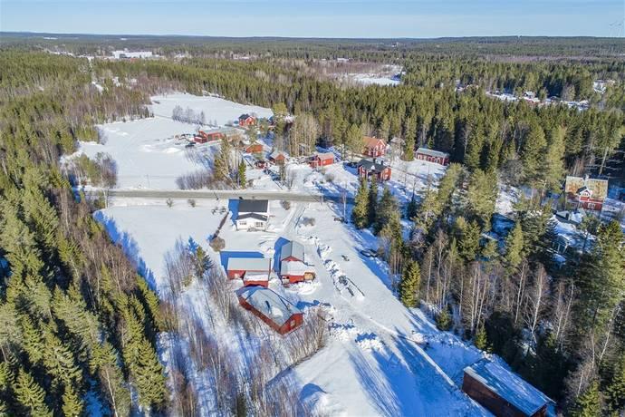Bild: 5 rum villa på Sikeå hamn 6, Robertsfors kommun Sikeå Hamn