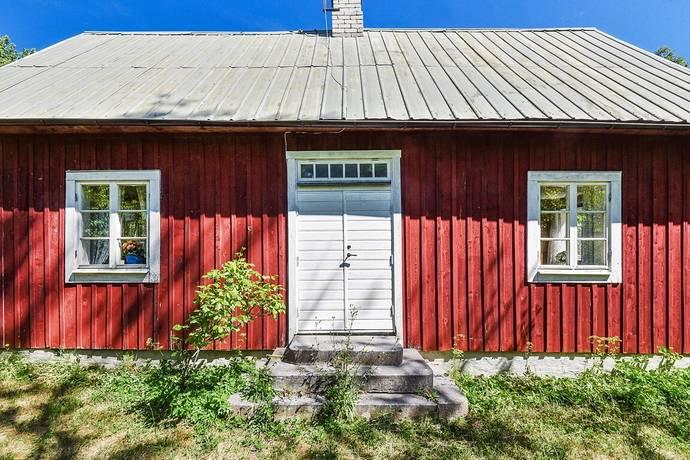 Bild: 3 rum fritidshus på Kappelshamn Flenvikevägen 100, Gotlands kommun Kappelshamn