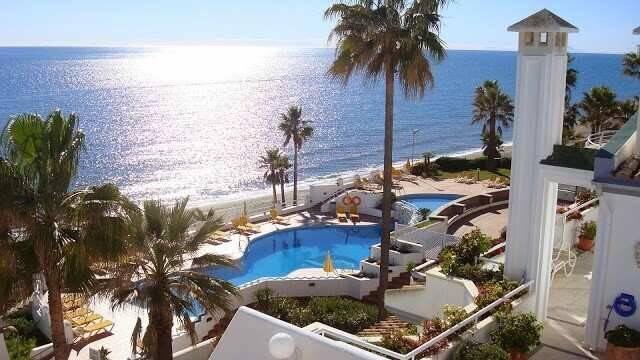 Bild: 4 rum bostadsrätt på Penthouse med stor takterrass i Dominion Beach!, Spanien Estepona - New Golden Mile