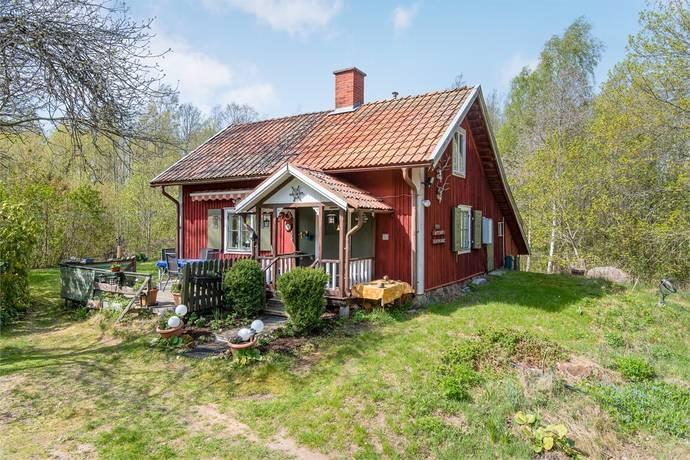 Bild: 2 rum fritidshus på Åtorpsvägen 339, Motala kommun