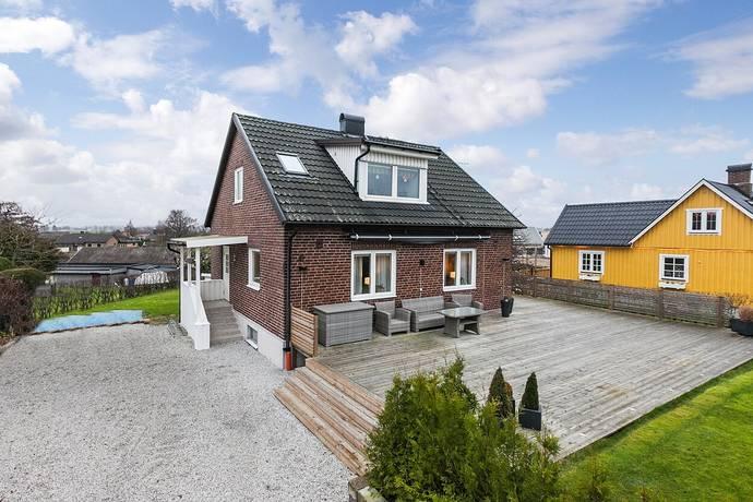 Bild: 4 rum villa på Norra Kvistoftavägen 41, Helsingborgs kommun Gantofta
