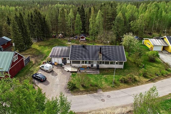 Bild: 4 rum villa på Ängsvägen 9, Älvsbyns kommun Vistträsk