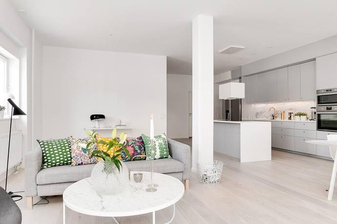 Bild: 3 rum bostadsrätt på Allén 4, Västerviks kommun Marieborg
