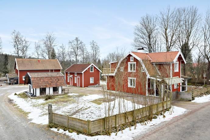 Bild: 6 rum villa på Viksta Myrby 23, Uppsala kommun Skyttorp