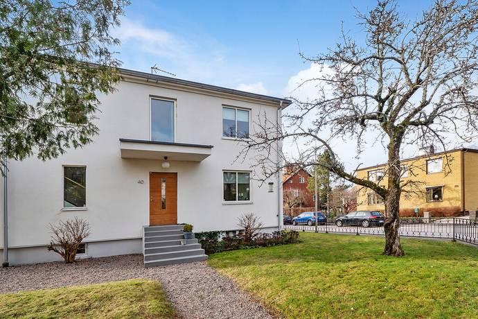 Bild: 6 rum villa på Östergatan 40, Vänersborgs kommun Nordstan
