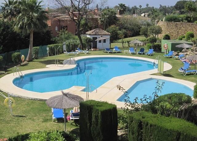 Bild: 3 rum bostadsrätt på Trevligt belägen lägenhet El Paraiso, Spanien Marbella - El Paraiso