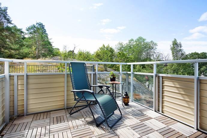 Bild: 3 rum bostadsrätt på Skyllbergsgatan 1, Stockholms kommun Hagsätra